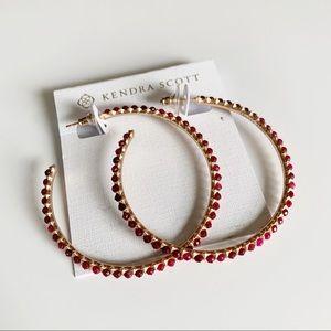 Brand New Kendra Scott Hoop Earrings